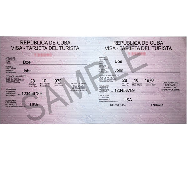 Cuba Educational Travel Visa